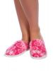 Тапочки женские с закрытым носком Арт. 92